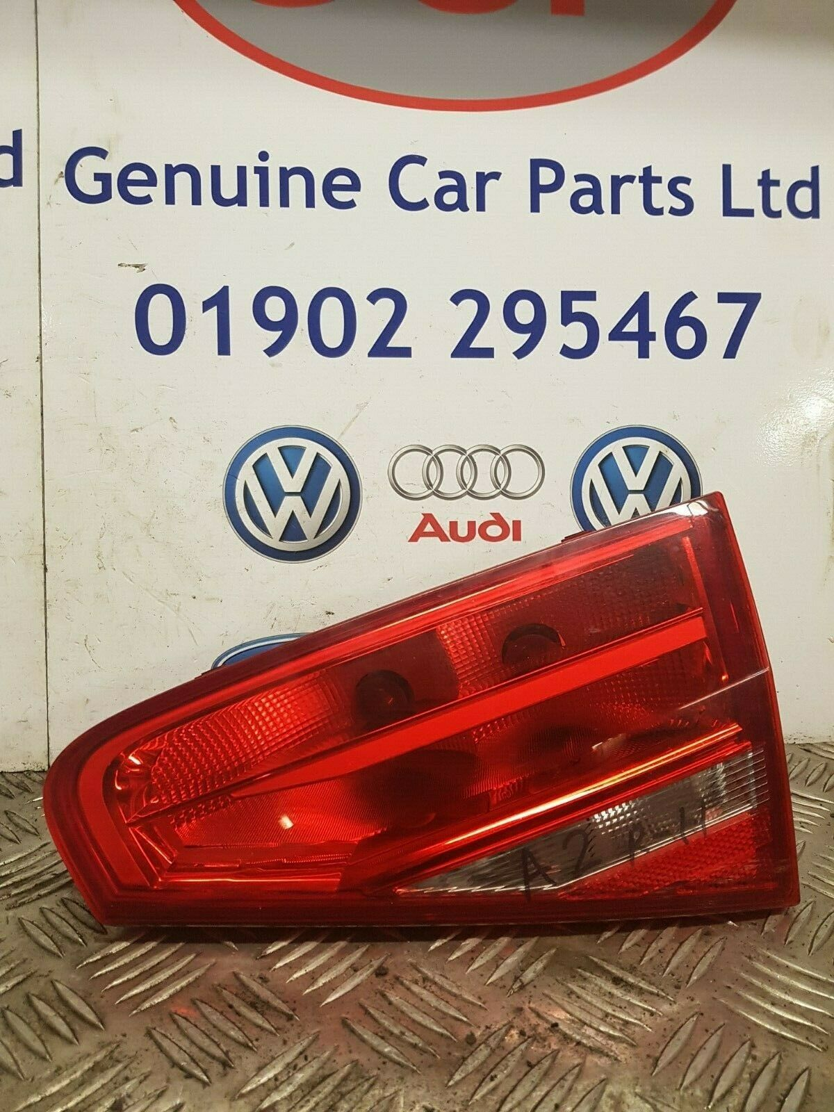 AUDI A4 2010-2013  REAR DRIVERS SIDE  BOOT TAIL LIGHT